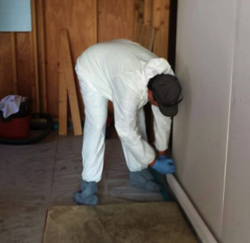 water damage Montecito ca